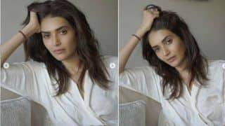 Karishma Tanna's Early Morning Pictures With Messy Hair Will Drive Away Your Tuesday Blues