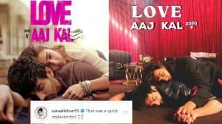 Kartik Aaryan-Ranveer Singh Recreate The Veer-Zoe Pose From Love Aaj Kal And Sara Ali Khan Has an Opinion!