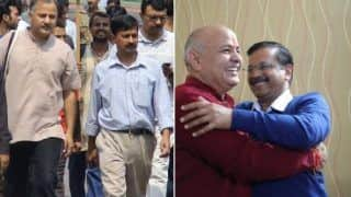 For Many More Years to Come: AAP Shares Manish Sisodia and Arvind Kejriwal's Then-And-Now Photos