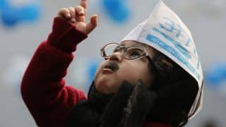 Kejriwal Swearing-in: AAP Plays Safe, Says No Party Invited to Ceremony, But Baby Mufflerman Must Come