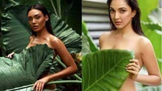 Kiara Advani's Photo From Dabboo Ratnani Calendar Gets Called Out For Plagiarism