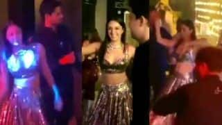 Kiara Advani-Sidharth Malhotra Perform a Couple Dance at Armaan Jain-Anissa Malhotra's Wedding - Viral Video