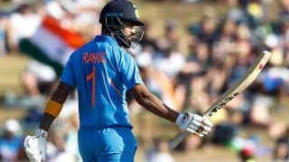 India vs New Zealand, 3rd ODI: KL Rahul's 112, Shreyas Iyer's 62 Power India to 296/7