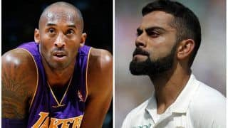 Virat Kohli on Kobe Bryant: 'Someone That You Looked up to, Passes Away Like That, it Does Put Things in Perspective'