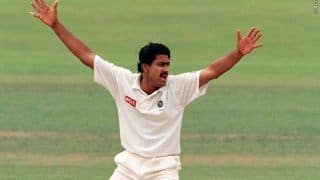 On This Day: Anil Kumble's 'Perfect 10' Hands India First Test Win Over Pakistan in 19 Years