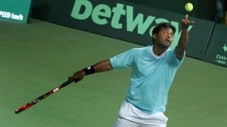 Veteran Leander Paes Named in India's Davis Cup Squad for Croatia Tie