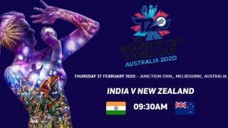 India vs New Zealand, IN-W vs NZ-W, ICC Women's T20 World Cup 2020, Live streaming: Teams, time in IST and where to watch on TV and online in India on February 27 at Junction Oval, Melbourne, at 9:30 AM IST
