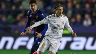 La Liga: Real Madrid Lose to Valenica 0-1 at Ciudad de Valencia