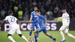 Juventus vs Lyon: Lyon Claim First-Leg Advantage Beating Juventus 2-1 in Champions League Last 16