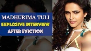 Watch: Bigg Boss 13 Contestant Madhurima Tuli Speaks on Vishal Aditya Singh, How She's Sorry For Being Violent, And More