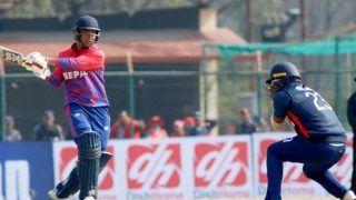 Nepal's Kushal Malla Becomes Youngest Cricketer to Score ODI Half-Century