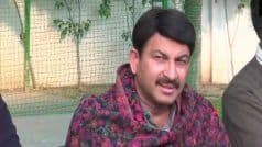 Manoj Tiwari Blames Hate Speeches by BJP Leaders For Party's Defeat in Delhi Polls