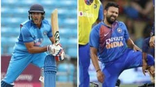 India vs New Zealand ODIs: Mayank Agarwal Replaces Injured Rohit Sharma For NZ ODI Series