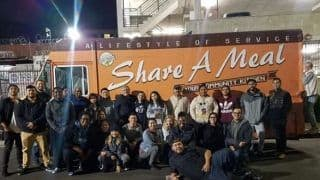 Sikh-American Couple Starts Food Truck Service to Feed the Homeless in Los Angeles