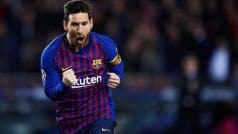 I Love Barcelona, But Club Should't Be Seen Favourites to Win Champions League: Lionel Messi