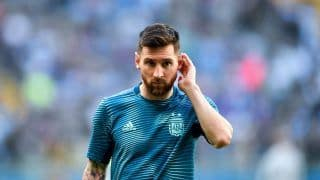 Lionel Messi Hits Back at Eric Abidal Claims, Manchester City Lying in Wait