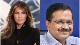 'Great Day For Teachers, Students & Delhiites', Tweets Kejriwal Ahead Of Melania Trump's SchoolVisit
