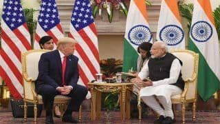 भारत-अमेरिका के बीच ऊर्जा सहित तीन समझौतों पर हुए हस्ताक्षर