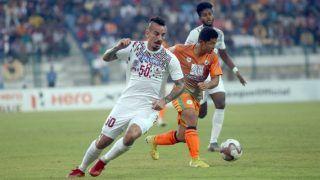 I-League: Mohun Bagan Pump Six Against Rudderless Neroca FC