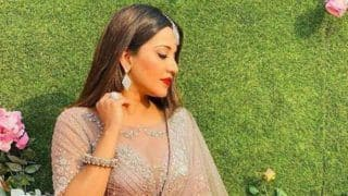 Bhojpuri Hottie And Nazar Actor Monalisa Shares Latest Lehenga Pics From Family Wedding