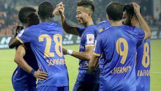 ISL: Carlos Scores For Mumbai City as NorthEast United's Winless Streak Continues