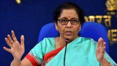 कोरोना वायरस का भारतीय उद्योगों पर भी असर! वित्त मंत्री बोलीं- जल्द करेंगे उपायों की घोषणा