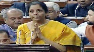Sorry For Long Speech But...: Finance Minister Nirmala Sitharaman on Budget 2020
