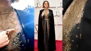 Oscars 2020: Natalie Portman's Cape Features Names of Female Directors Snubbed by The Academy