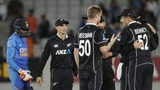 2nd ODI: New Zealand Penalised 60 Per Cent Match Fee For Slow Over-Rate