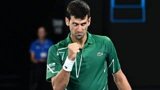 ATP Finals 2020 Results: Novak Djokovic Beats Diego Schwartzman in Straight Sets to Begin Campaign With Big Win