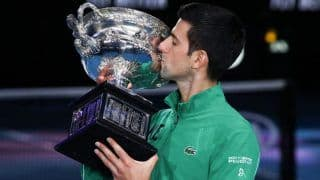 Australian Open Champion Novak Djokovic Reclaims Top Spot in ATP Men's Singles Rankings