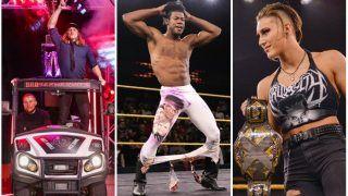 WWE NXT Results, February 5: Velveteen Dream Makes a Shock Return; Charlotte's Homecoming Spoiled By Rhea Ripley, Bianca Belair