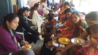 On Valentine's Day, Gujarat Schools Organise 'Matru-Pitru Pujan Diwas' to Cultivate Indian Cultural Values Among Children