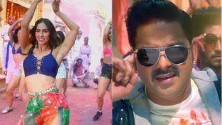 Pawan Singh Latest Bhojpuri Holi Song 2020: 'Kamariya Hila Rahi Hai' Sets YouTube on fire - Watch