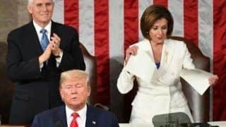 It's Raining Memes on Twitter After Trump and Pelosi Exchange Snubs at State of the Union Address