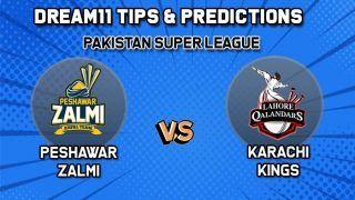 Dream11 Team Prediction PES vs LAH, PSL, Match 11: Captain And Vice-Captain, Fantasy Cricket Tips Peshawar Zalmi vs Lahore Qalandars Rawalpindi Cricket Stadium, Rawalpindi 8:30 PM IST