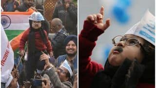 50 'Aam Aadmis' And 'Baby Mufflerman': Special Attendees at Arvind Kejriwal's Swearing-in Ceremony