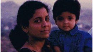 यह हैं वित्त मंत्री निर्मला सीतारमण की बेटी, दूर-दूर तक रुपये-पैसे से नहीं है नाता