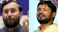 बीजेपी का निशाना, कहा-जनता के दबाव ने आप सरकारको कन्हैया पर मुकदमा चलाने के लिए कियामजबूर
