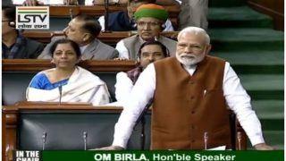 PM Modi's Speech in Lok Sabha Live: पीएम मोदी ने विपक्ष के आरोपों पर दिए चुन-चुनकर जवाब, पढ़ें बड़ी बातें