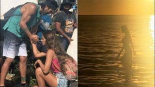 Disha Patani Floods Internet With Sizzling Behind The Scenes Pictures And Videos From Malang Shoot