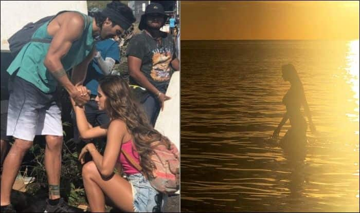 Disha Patani Floods Internet With Sizzling Behind The Scenes Pictures And Videos From Malang Shoot India Com