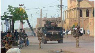 माली में अंतर्नस्ली हिंसा के कारण रात में हुए हमले में नौ सैनिकों समेत 40 की मौत