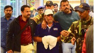 माफिया डॉन रवि पुजारी को लाया गया बेंगलुरू, दक्षिण अफ्रीका में हुई थी गिरफ्तारी