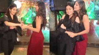 शिल्पा शेट्टी ने कुछ इस तरीके से किया बहन शमिता को बर्थडे विश, वायरल हो रहा है VIDEO