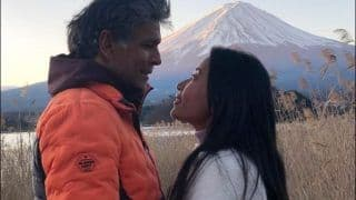 Ankita Konwar-Milind Soman Pen Heart-Melting Notes For Each Other And It's Too Mushy to Handle!