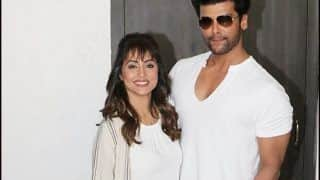 Hina Khan-Kushal Tandon's Sultry Twinning Sets Mercury Soaring as They Promote Their Upcoming Horror Film