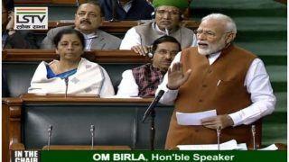 पीएम मोदी का कांग्रेस पर कटाक्ष, बोले- आपकी रफ्तार से चलते तो धारा 370.. तीन तलाक.. नहीं हटता