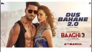 Baaghi 3 Song Dus Bahane 2.0 Teaser: Tiger Shroff-Shraddha Kapoor Sizzle up 'Badass Party' Track