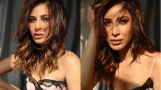 Sophie Choudry Looks Sizzling Hot in Sexy Pink Dress, Her Seductive Pictures Will Wipe-off Your Mid-week Blues